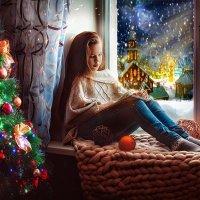 Дорогой , Дедушка  Мороз !............... ( письмо д. Морозу ) :: Наталья Владимировна Сидорова