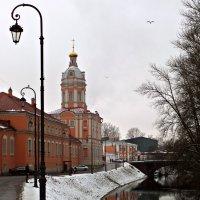 Александро - Невская лавра. :: Марина Харченкова