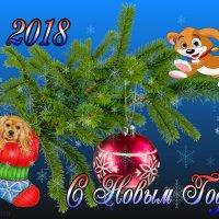 С Новым Годом! :: Марина Никулина