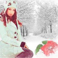 зимний денек :: Любовь ***