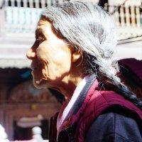 Непал. Поломники из Тибета :: Gal` ka
