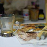 ужин кофе с маслом :: StudioRAK Ragozin Alexey