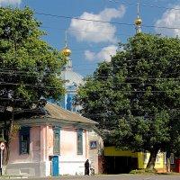 На тихих улочках Новозыбкова. Брянская область :: MILAV V