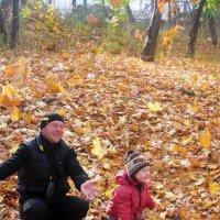 Золотая Осень :: Aleks Ben Israel