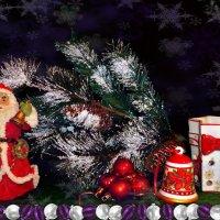 Новый год к нам идёт! :: Nina Yudicheva