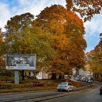 В город пришла Осень :: Сергей Карачин