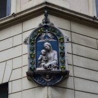 Италия. Рим. фасад  здания :: Galina Leskova