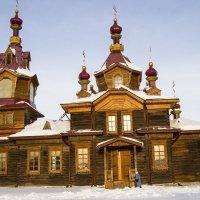 Покровский храм. :: Вадим Басов