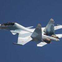 Сухой Су-30СМ :: Владимир Сырых