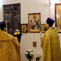 Святый отче Николае, моли Бога о нас..! :: Геннадий Александрович
