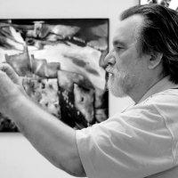 На Презентации картин..... :: Aleks Ben Israel