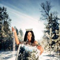 Королева и зеркало :: Илья Матвеев