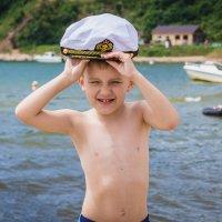 Лето у моря... :: Сергей Щелкунов
