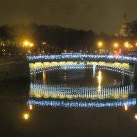 Мост вечером :: Митя Дмитрий Митя