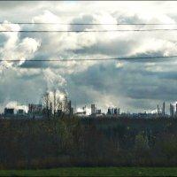 Индустриальный пейзаж :: Надежда