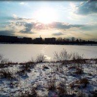 Закат. :: Александр Шимохин