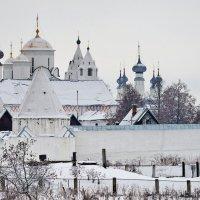 Свято-Покровский женский монастырь. :: Юрий Шувалов