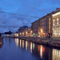 Петербург, Мойка :: Aleks 9999