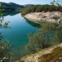 Река Титовка. Кольский полуостров. :: Наталия Владимирова