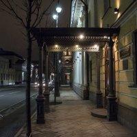 Ночная Москва :: Яков Реймер