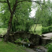 Горбатый мостик.  1784 - арх. Камерон Чарльз :: Елена Павлова (Смолова)
