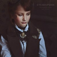 STEAMPUNK :: Ксения Старикова