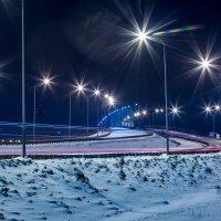 Дорога на мост :: Андрей Кузнецов