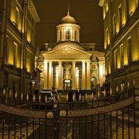 Церковь Святой Екатерины. :: Senior Веселков Петр
