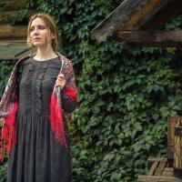 У каждого нить своя для узорчатого шитья… :: Ирина Данилова