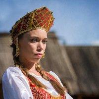 Как там ни притворялась, что, мол, неуязвима... :: Ирина Данилова