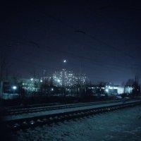 Борьба со светом :: Александрр Petrov