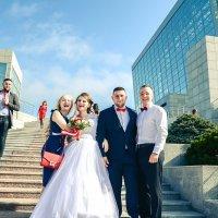 Свадебный сентябрь! :: SergeuBerg