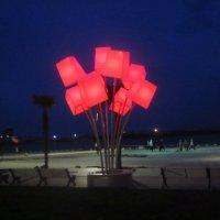Ялта. Светильники на набережной! :: татьяна