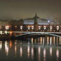 Кремль в туманной дымке. :: LIDIA PV