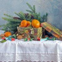 Пусть Новый год и Рождество вам подарят волшебство! :: SaGa
