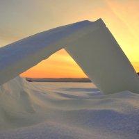 Ледяной домик :: Сергей Шаврин