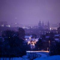 Вечерний город :: Олег