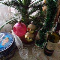 Разминка в ночь перед Рождеством (западным)!... :: Алекс Аро Аро