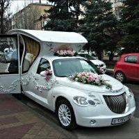"""Свадебная """"карета""""! :: Надежда"""