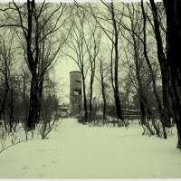 Темная башня :: Елена Баландина
