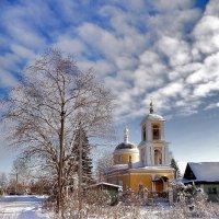 Зима в Селенское :: Oleg S