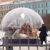 С Рождеством Христовым!(Рождественский вертеп) :: Андрей Иванов