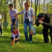 Радостный миг для маленького мальчика... :: Sergey Gordoff