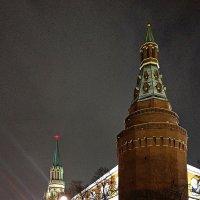 Угловая Арсенальная башня :: Владимир