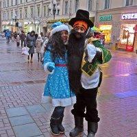 Скоро Новый год!  (Да ,ребята у  нас  не  Африка!) :: Виталий Селиванов