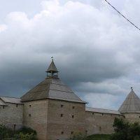 Древняя крепость в Ладоге :: Cветёлка ***
