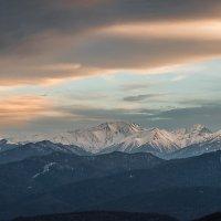 Вечер в горах :: Аnatoly Gaponenko