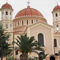 Кафедральный собор Св. Григория Палама  Салоники :: Swetlana V