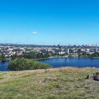 Городской пейзаж 2 - Нижний Тагил :: Vladimir Dunye