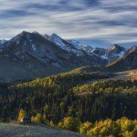 Утро в горах... :: Александр К.
